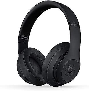 Beats Studio3 Wireless Noise Cancelling Over-Ear Headphones - Matte Black