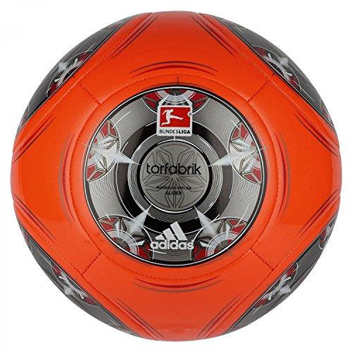adidas Fußball Torfabrik 2013 DFL 13 Glider, Infred/Black/Wht/Unir, 5, G73547