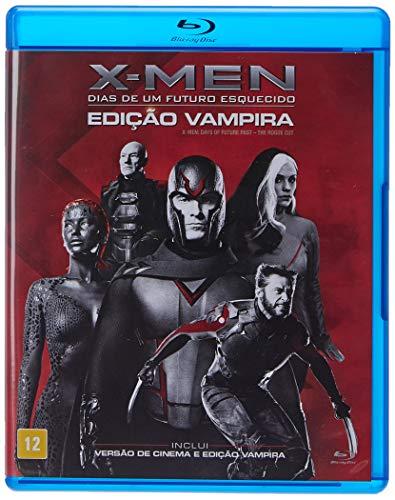 X-Men: Dias De Um Futuro Esquecido Edição Vampira [Blu-Ray Duplo]