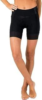 SHEBEEEST Women's Pre-Dyed Tri Petunia Cycling/Biking Shorts