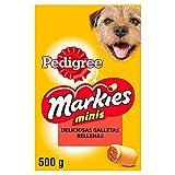 Galletas para perros pequeños 500g - 12 bolsas