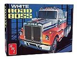 Round 2 AMT White Road Boss Truck