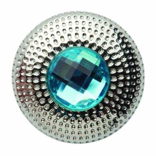 Lindsay Phillips Lindsay Phillips , Damen Dusch- & Badeschuhe Mehrfarbig silber/blau One Size