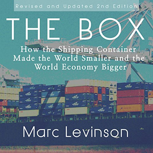 The Box audiobook cover art