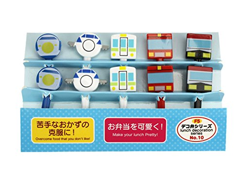 Süßer japanischer Food Picks für Kinder Bento Box Lunch – Transport Designs
