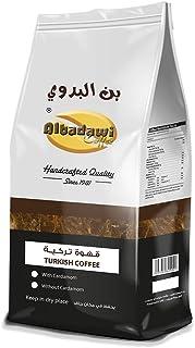 Al Badawi Turkish Coffee Medium with Cardamom 250g