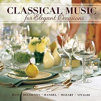Classical Music: For Elegant Occasions