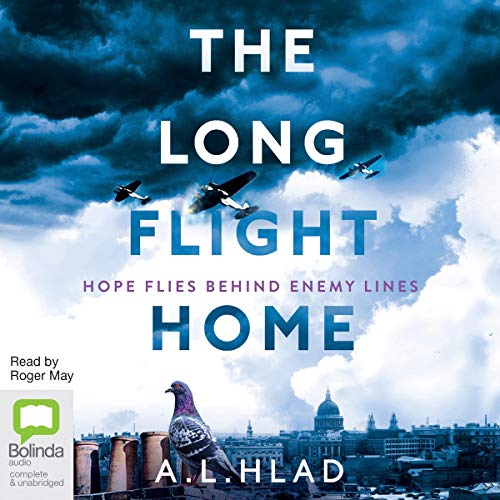 The Long Flight Home audiobook cover art