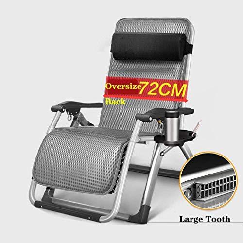 LAL6 Relax Liegestuhl Klappbar Und Verstellbar,mit Kissen Klappbare Sonnenliege Gartenliege,relaxsessel Garten/Liege Stuhl/relaxliege,geeignet Für Die Außen, Terrasse, Pool,9
