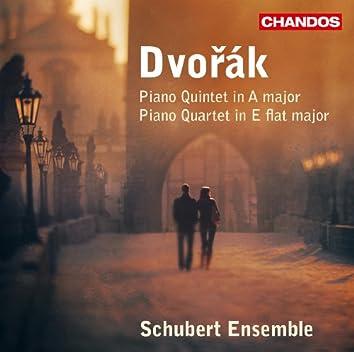 Dvorak: Quartet No. 2 - Piano Quintet in A major, Op. 81 - Als die alte Mutter