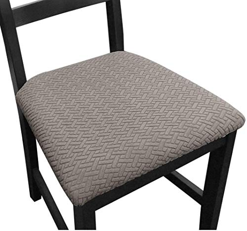 Mazu Homee Stretch Dining Chair Cover for Restaurant, Waterproof Chair Cover Protective Cover for Dining Chair
