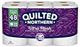 Quilted Northern Ultra Plush, Toilet Paper, 12 Mega...