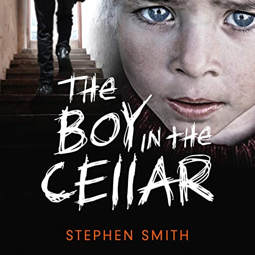 The Boy in the Cellar cover art