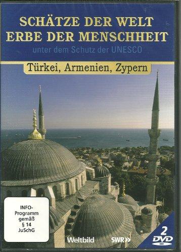 Türkei, Armenien, Zypern (2 DVDs)