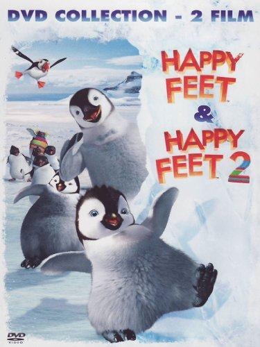 Happy Feet / Happy Feet 2 (2 Dvd) [Italian Edition]