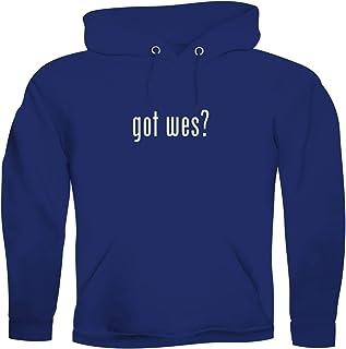 got wes? - Men's Ultra Soft Hoodie Sweatshirt