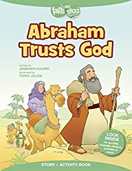 Abraham Trusts God Story and Activity Book