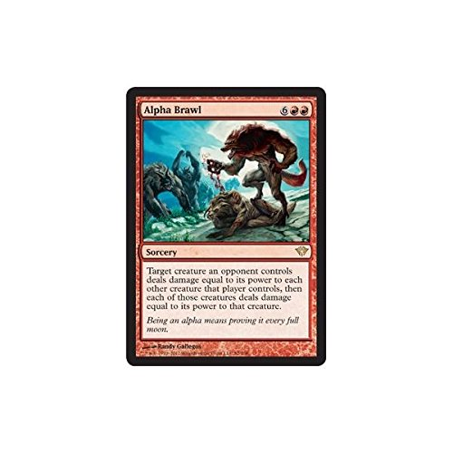 Magic: the Gathering - Alpha Brawl (82) - Dark Ascension