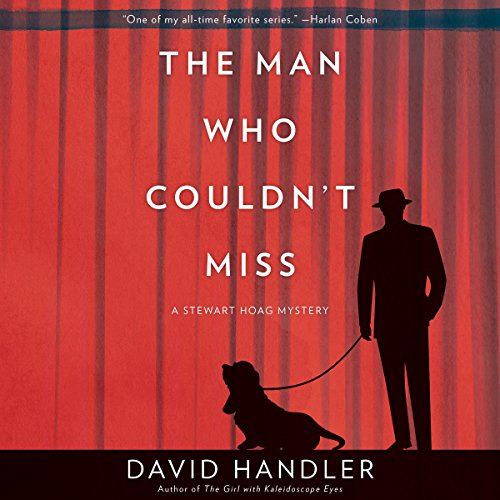 The Man Who Couldn't Miss audiobook cover art