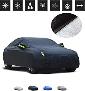 All Weather Waterproof Protection From Rain Dust Wind Sun UV Size : 2004 HWHCZ Car Cover Works With Audi TT Roadster Car Cover Indoor Outdoor
