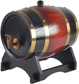 Casiers à vin Dispositif à vin Tonneau de chêne Décoration de Baril à Alcool Tonneau en Bois Tonneau à vin Domestique, Dis...