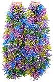Momentum Brands Decorative Violet Easter/Spring Tinsel Garland – 2 pc 9 feet Each