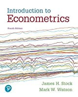 Introduction to Econometrics, 4th Edition Front Cover