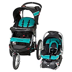 Expedition Jogging Stroller with Speakers
