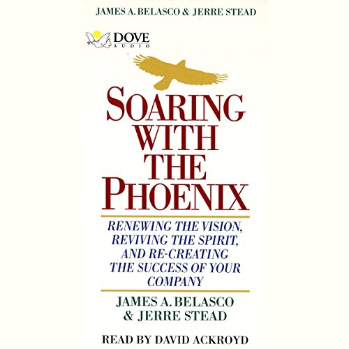 Soaring With The Phoenix audiobook cover art