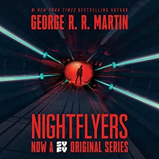 Nightflyers audiobook cover art
