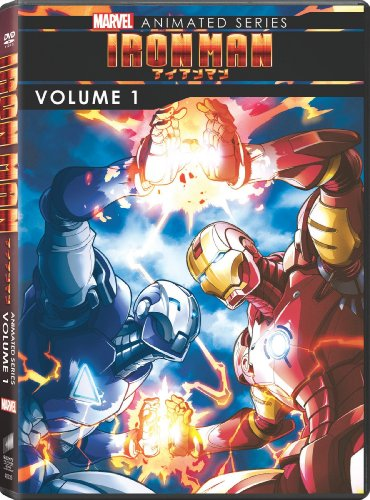 Marvel Anime: Iron Man - Season 1, Vol. 1