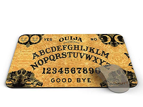 OUIJA Mousepad - MousePad / Mousepad / OUIJA Mousepad / Mousepad - AArt #MP028 (9.84 X 7.87 inches)
