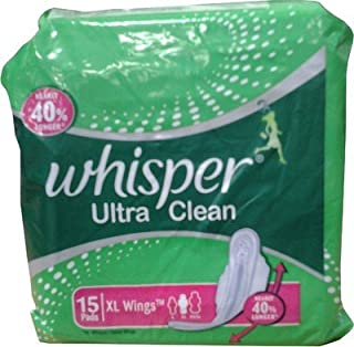 Best whisper ultra clean pads Reviews