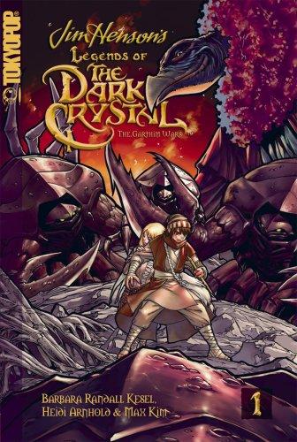 Legends of the Dark Crystal Volume 1: The Garthim Wars