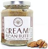 Pure Fresh Pecan Butter, 11 oz | No Sugar Added |...