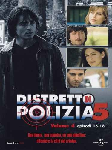 Distretto di poliziaStagione05Volume04Episodi15-18