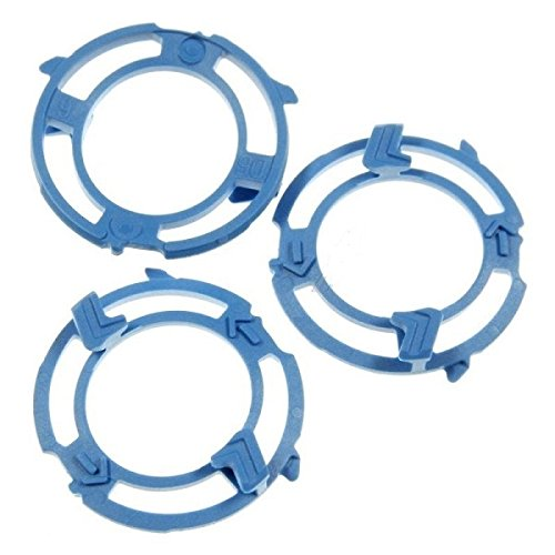 Blade Retaining Rings for Philips Norelco S5000 Series Models