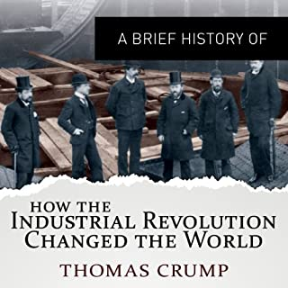 A Brief History of How the Industrial Revolution Changed the World cover art