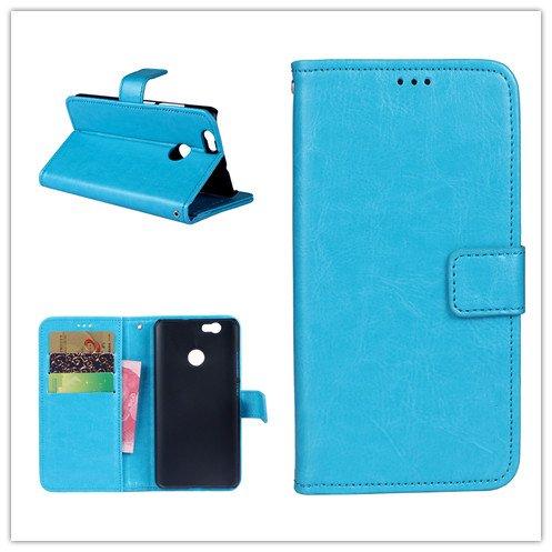 F&a® Flip Brieftasche Hülle für ZTE Nubia Z18 Mini(Muster 4)