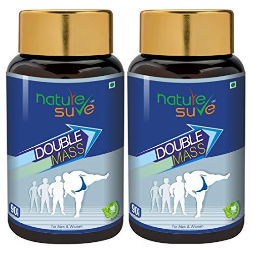 Nature SureTM Double Mass Tablets for Men and Women - 2 Packs (90 Tablets each)