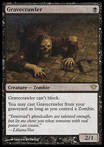 Magic: the Gathering - Gravecrawler (68) - Dark Ascension