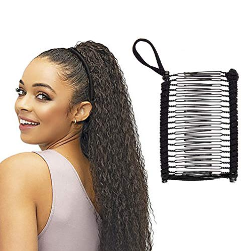 Banana Clip Comb Tool for Thick Stretch Hair