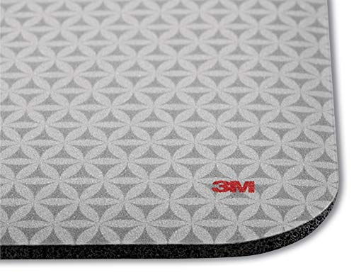 3M Precise Mouse Pad Enhances the Precision of Optical Mice at Fast Speeds and Extends the Battery Life of Wireless Mice up to Fifty Percent, Easy to Clean, Stays in Place, 9 in x 8 in (MP114-BSD1) Photo #7