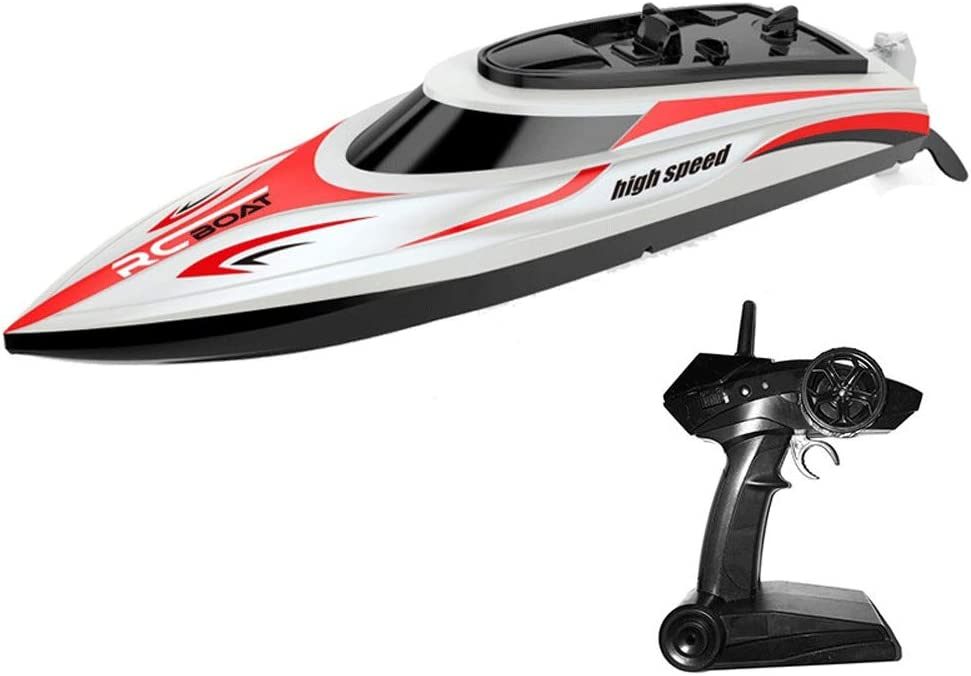 Slreeo Oversized Over item handling Washington Mall Rechargeable Wireless High Remote Control Boat