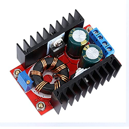 Voltaje 150w a 10-32v 12-35v Boost Dc-Dc convertidor Potencia ajustable