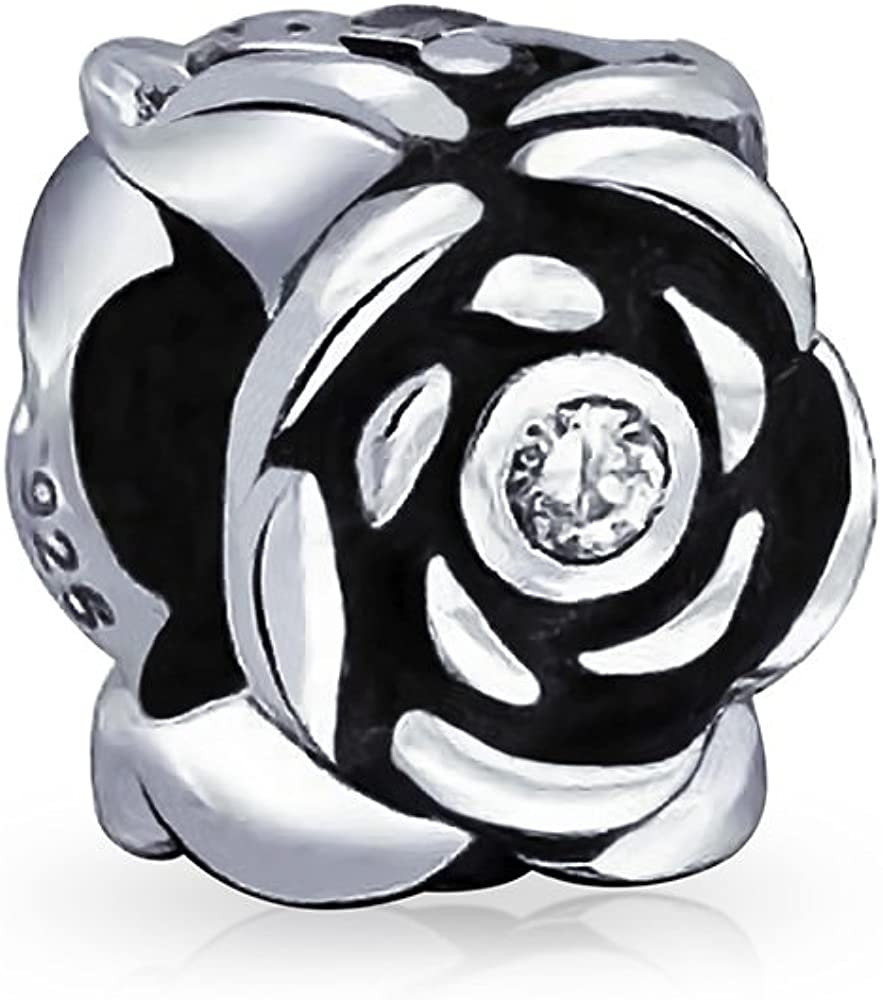 silver flower charm 2 pc.925 sterling silver oxidized flower charm small flower,flower