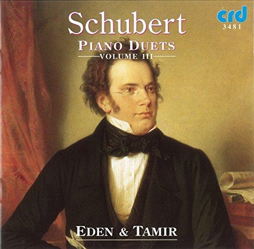 Eden,Bracha/Tamir,Alexander - Piano Duets Volume 3