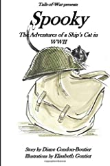 Spooky: The Adventures of a Ship's Cat in WWII Paperback