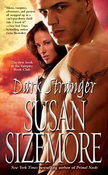 Dark Stranger 1416562133 Book Cover