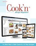 Cook n Recipe Organizer Version 11 PC [Download]